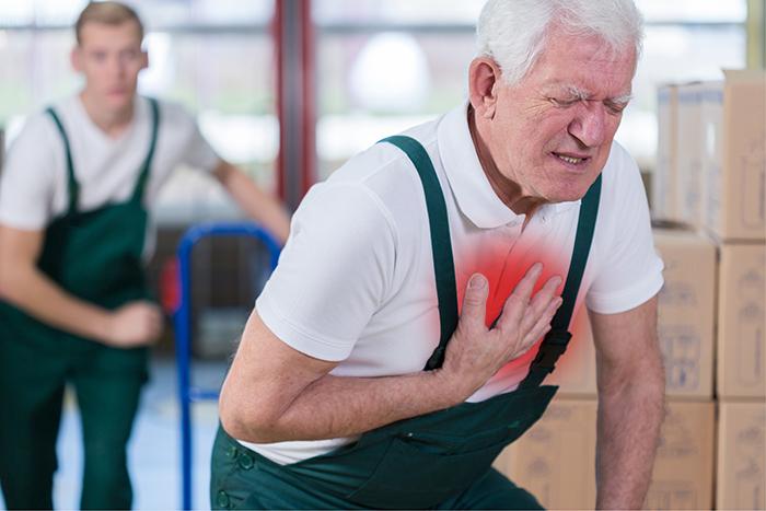 Ursache Brustschmerz