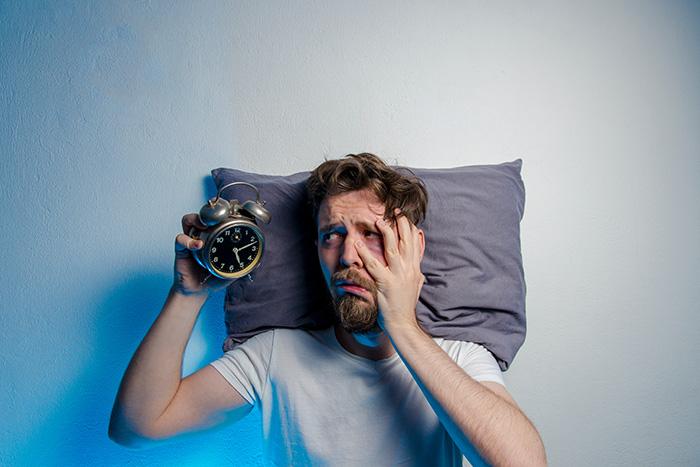 Herz-Kreislauf-Probleme durch Schlafmangel